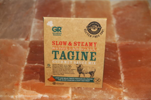 Slow & steamy tagine