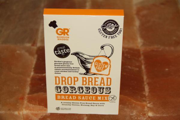 Gluten free bread sauce