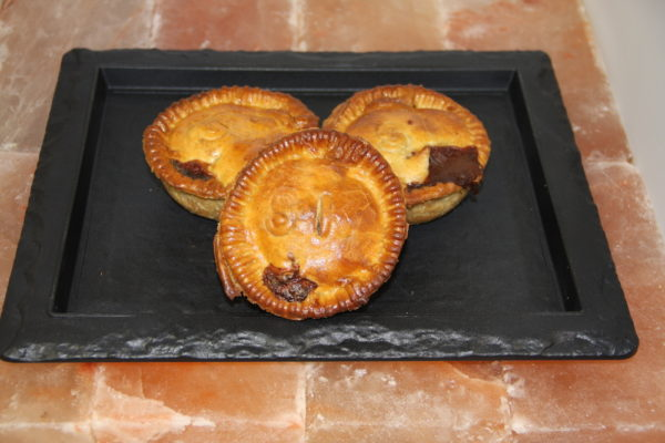 steak & kidney pie